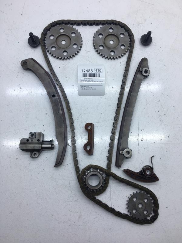 Ремкомплект цепи грм Mazda Atenza GG3P LFDE (б/у)