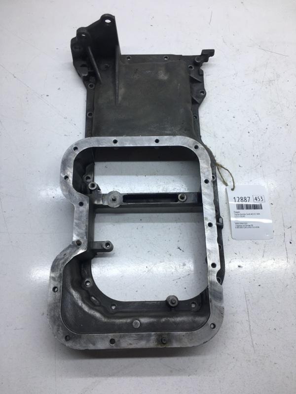 Поддон Toyota Sprinter Carib AE115 7AFE (б/у)