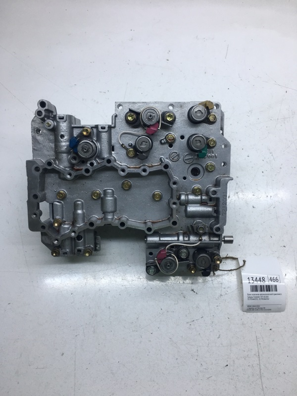 Блок клапанов автоматической трансмиссии Subaru Forester SF5 EJ205 (б/у)