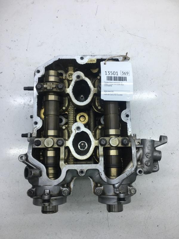 Головка блока цилиндров Subaru Forester SH5 EJ204 2008 правая (б/у)