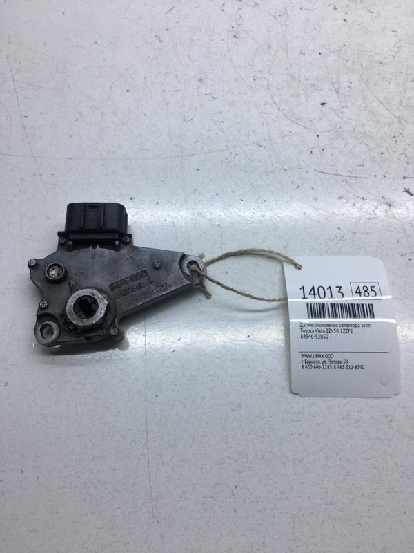 Датчик положения селектора акпп Toyota Vista ZZV50 1ZZFE (б/у)