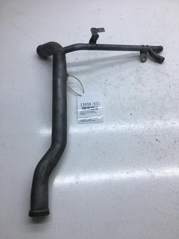 Патрубок системы охлаждения Mitsubishi Libero CB1V 4G13 2001 (б/у)