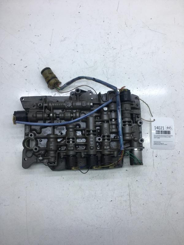 Блок клапанов автоматической трансмиссии Ssangyong Korando KJ OM661LA 2002 (б/у)