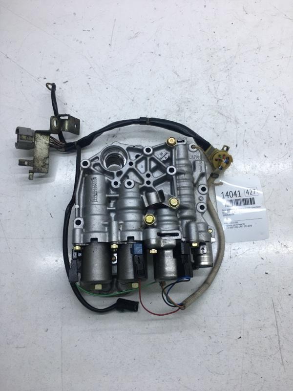 Блок клапанов автоматической трансмиссии Nissan Cube AZ10 CGA3DE 2001 (б/у)