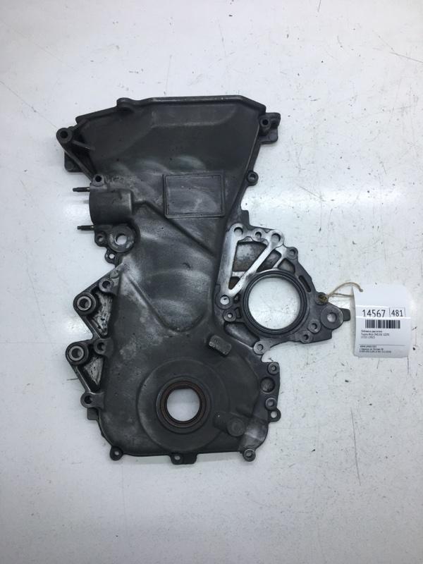 Лобовина двигателя Toyota Wish ZNE10G 1ZZFE (б/у)