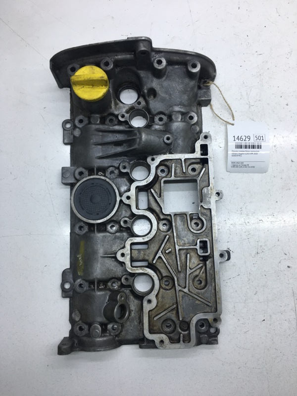 Крышка головки блока цилиндров Renault Megane KZ0U K4M 2010 (б/у)