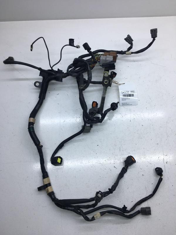 Проводка двигателя Subaru Impreza GD2 EJ15 (б/у)