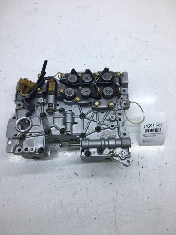 Блок клапанов автоматической трансмиссии Subaru Forester SH5 EJ204 (б/у)