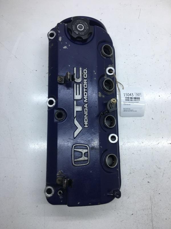 Крышка головки блока цилиндров Honda Accord CF7 F23A (б/у)