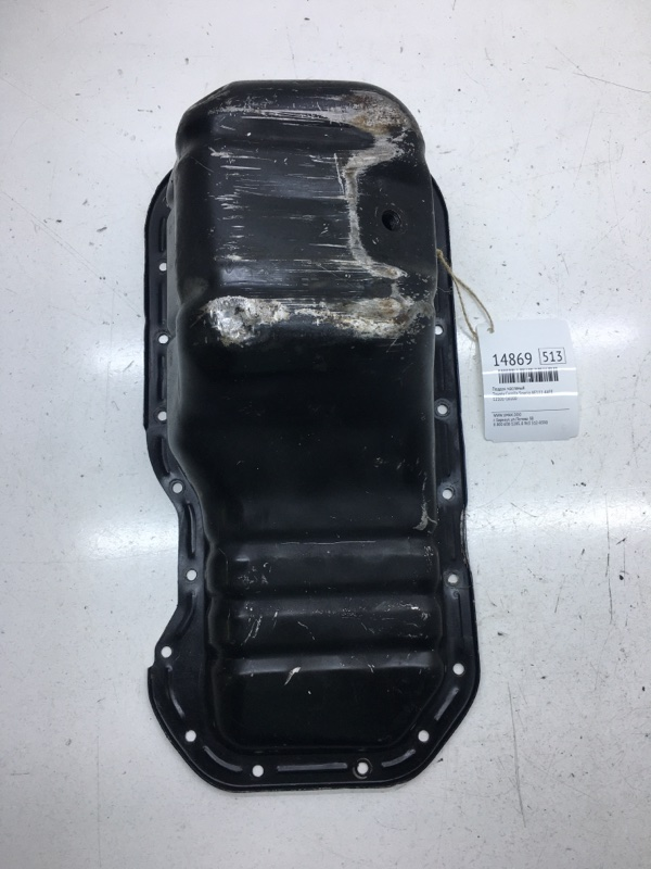 Поддон масляный Toyota Corolla Spacio AE111 4AFE (б/у)