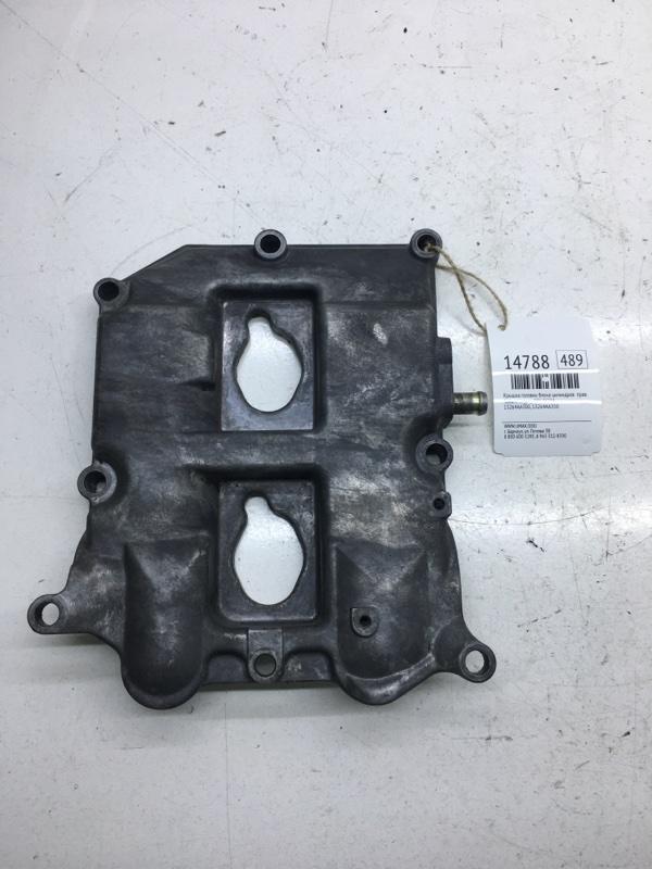 Крышка головки блока цилиндров Subaru Legacy BP5 EJ204 правая (б/у)