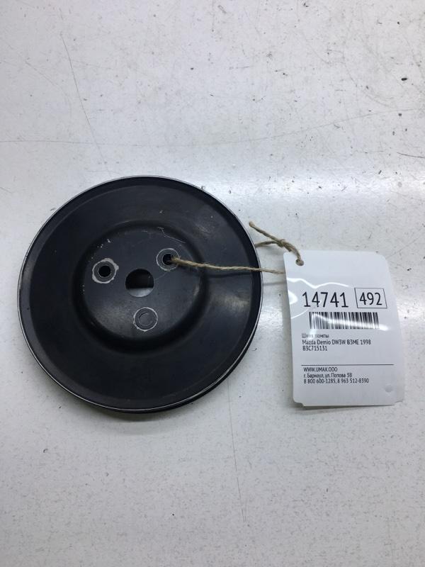 Шкив помпы Mazda Demio DW3W B3ME 1998 (б/у)