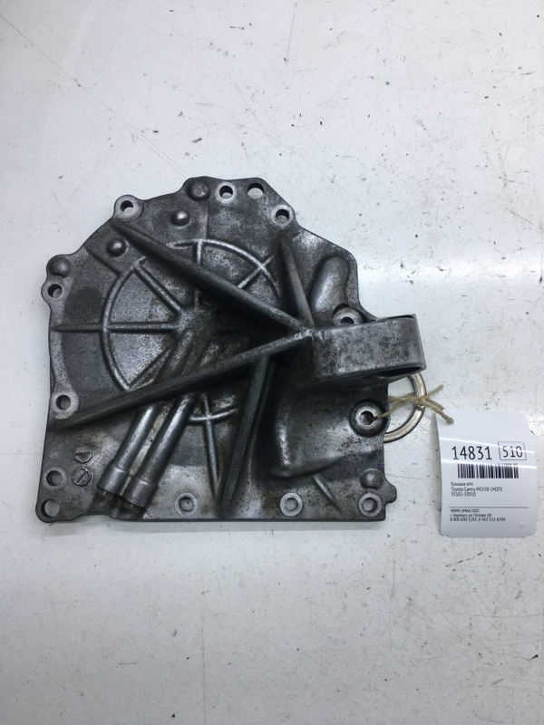 Крышка кпп Toyota Camry MCV30 1MZFE (б/у)