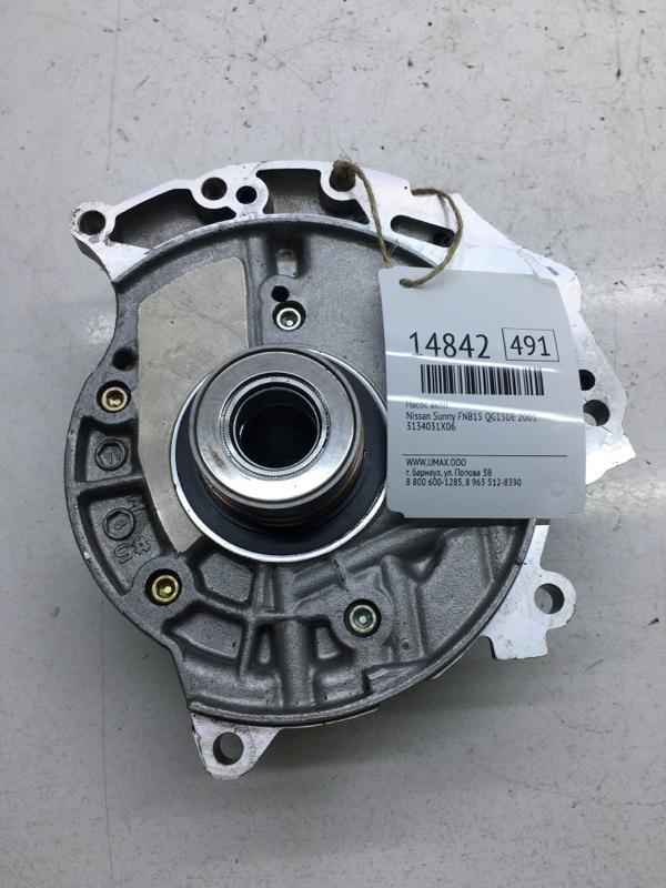 Насос акпп Nissan Sunny FNB15 QG15DE 2001 (б/у)