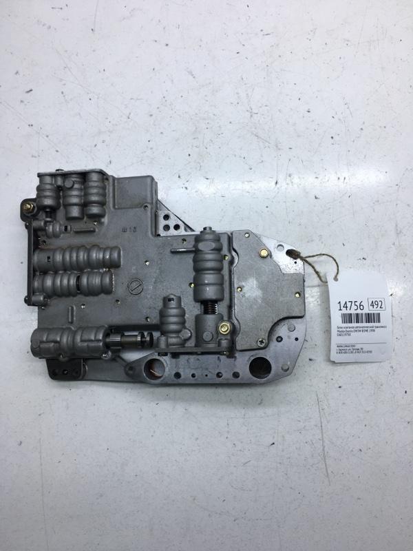 Блок клапанов автоматической трансмиссии Mazda Demio DW3W B3ME 1998 (б/у)