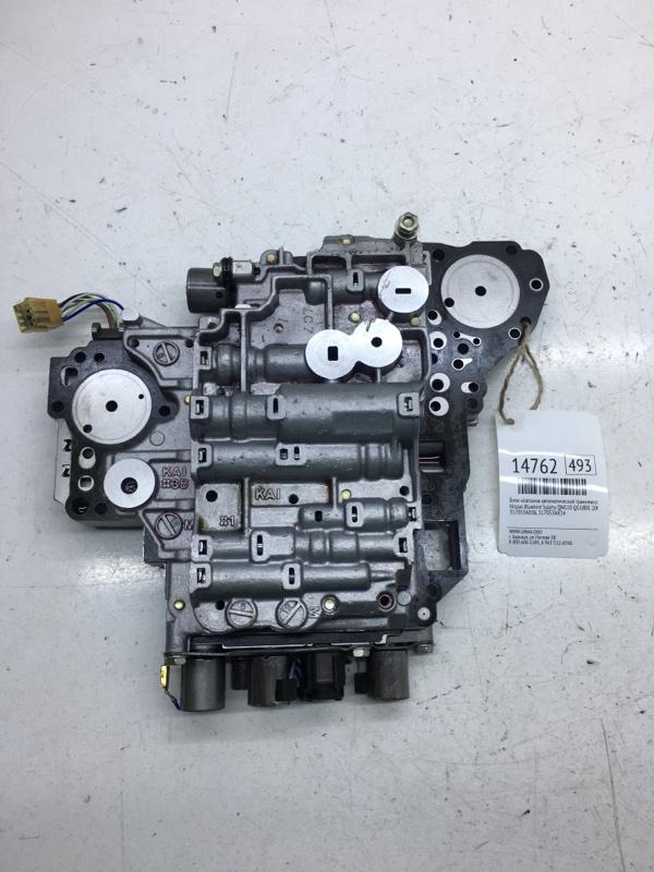 Блок клапанов автоматической трансмиссии Nissan Bluebird Sylphy QNG10 QG18DE 2005 (б/у)