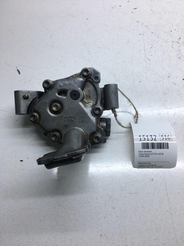 Насос масляный Toyota Avensis AZT250 1AZFSE (б/у)