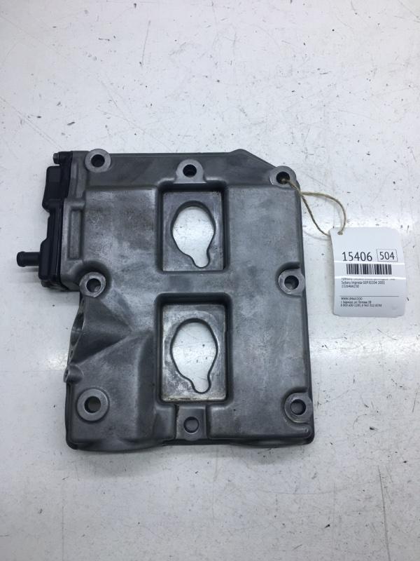 Крышка головки блока цилиндров Subaru Impreza GG9 EJ204 2001 левая (б/у)