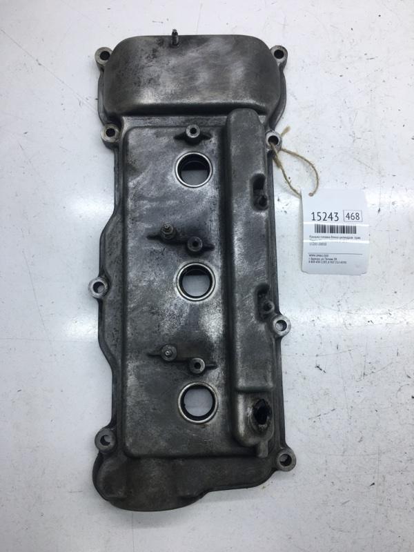 Крышка головки блока цилиндров Toyota Windom MCV21 2MZFE правая (б/у)