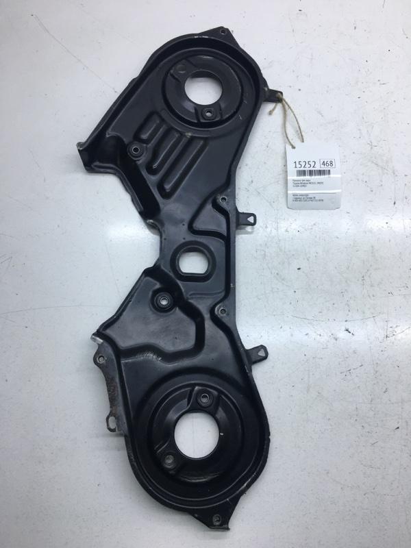 Крышка грм Toyota Windom MCV21 2MZFE задняя (б/у)