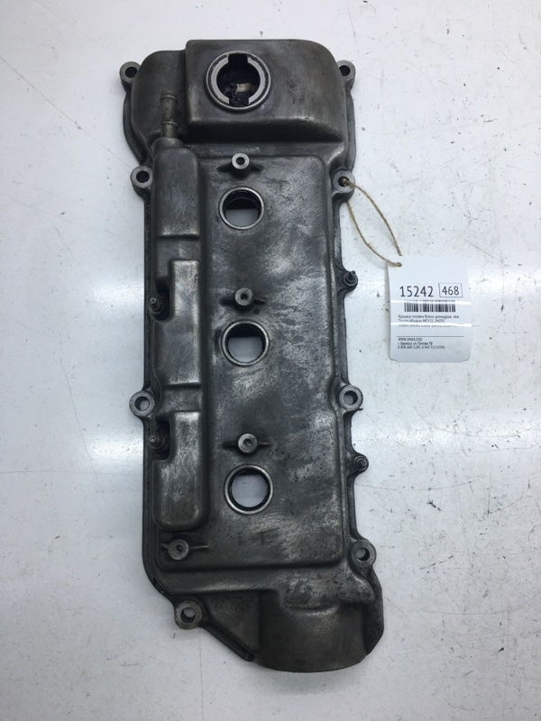 Крышка головки блока цилиндров Toyota Windom MCV21 2MZFE левая (б/у)