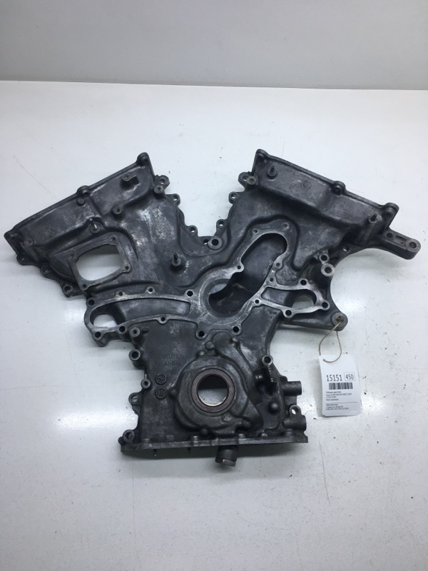 Лобовина двигателя Lexus Gs300 GRS190 3GRFSE 2007 (б/у)