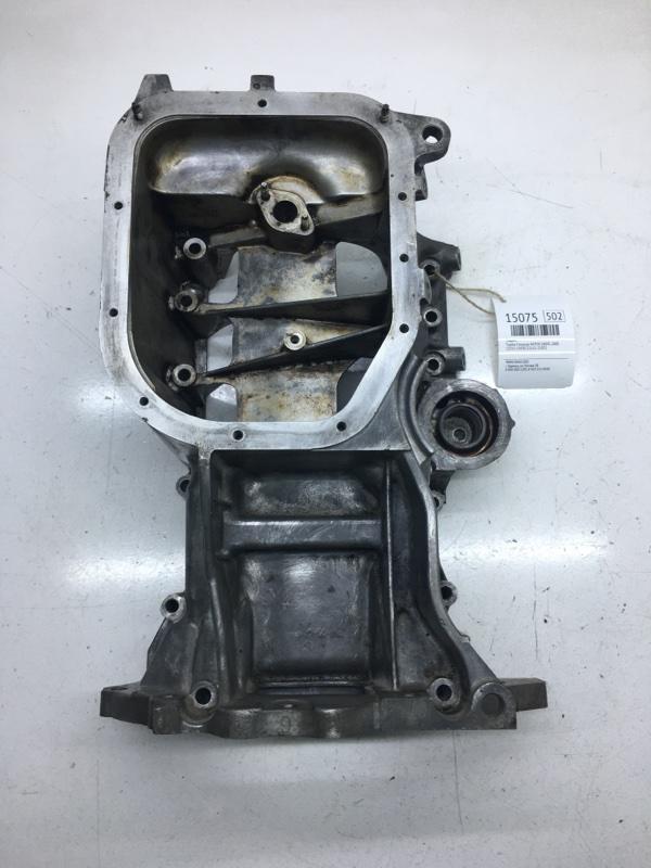 Поддон Toyota Funcargo NCP20 2NZFE 2000 (б/у)