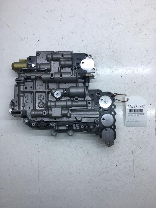 Блок клапанов автоматической трансмиссии Toyota Corona Premio AT211 7AFE 1998 (б/у)
