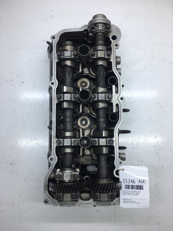 Головка блока цилиндров Toyota Windom MCV21 2MZFE правая (б/у)