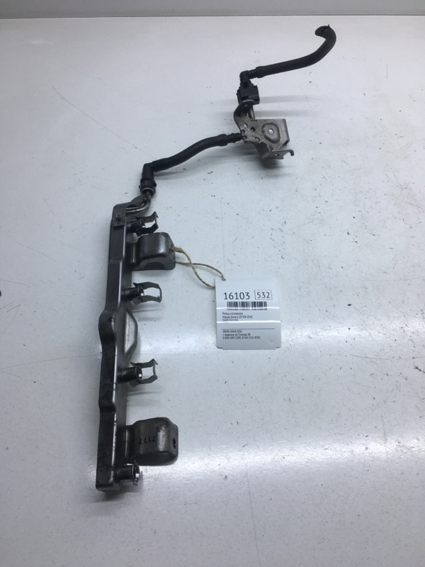 Рейка топливная Mazda Demio DY3W ZJVE (б/у)