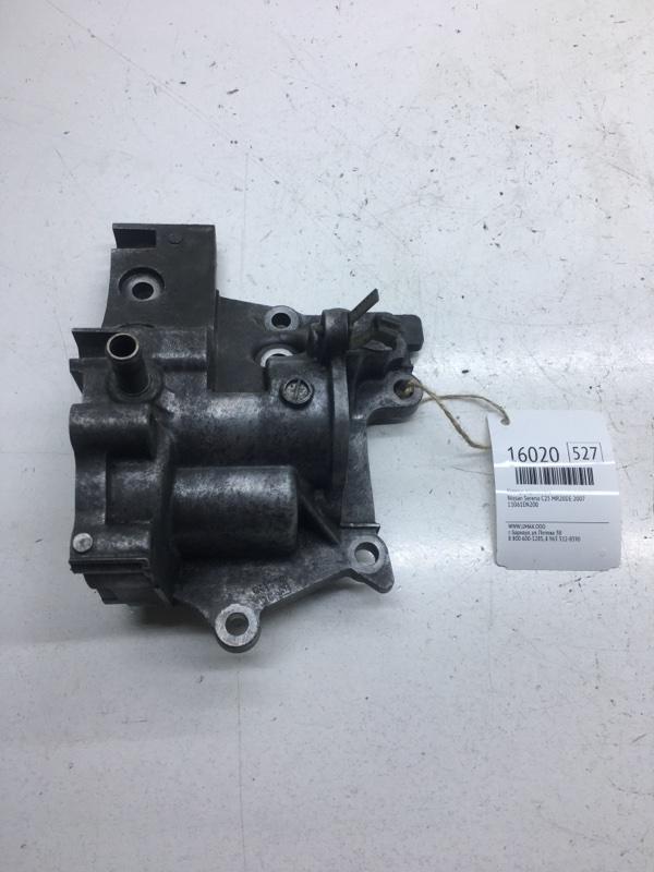 Корпус термостата Nissan Serena C25 MR20DE 2007 (б/у)