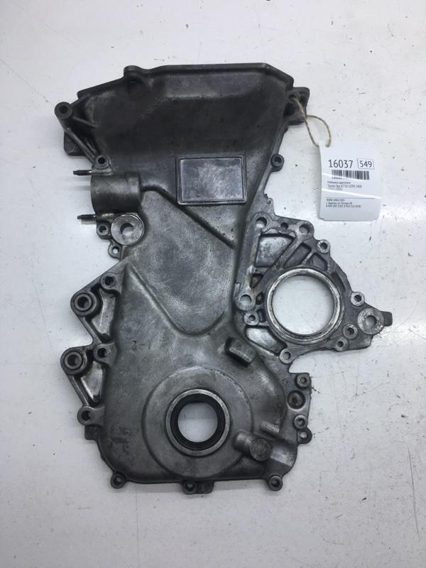 Лобовина двигателя Toyota Opa ZCT10 1ZZFE 2000 (б/у)