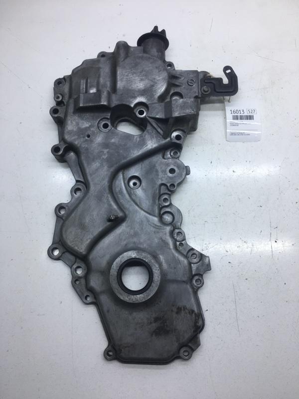 Лобовина двигателя Nissan Serena C25 MR20DE 2007 (б/у)