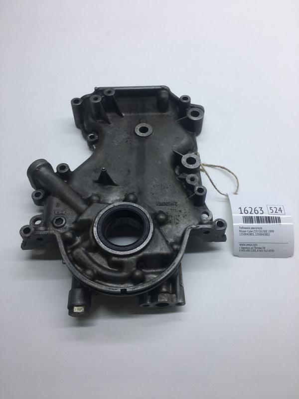 Лобовина двигателя Nissan Cube Z10 CG13DE 1999 (б/у)