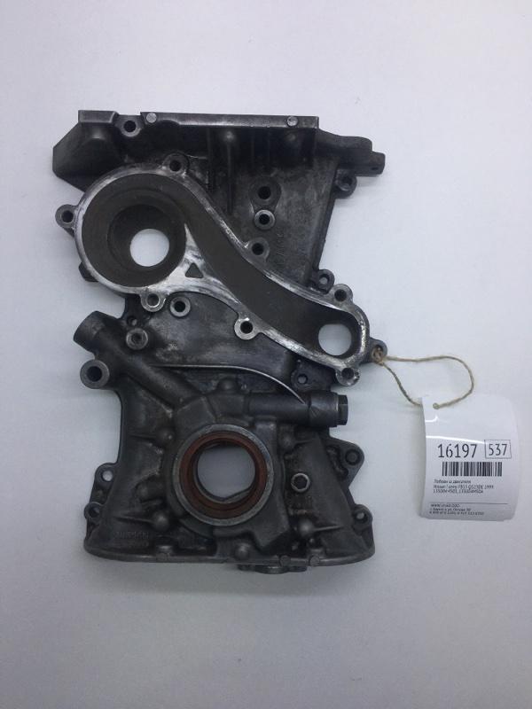 Лобовина двигателя Nissan Sunny FB15 QG15DE 1999 (б/у)