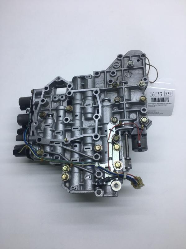 Блок клапанов автоматической трансмиссии Nissan X-Trail NT30 QR20DE 2003 (б/у)