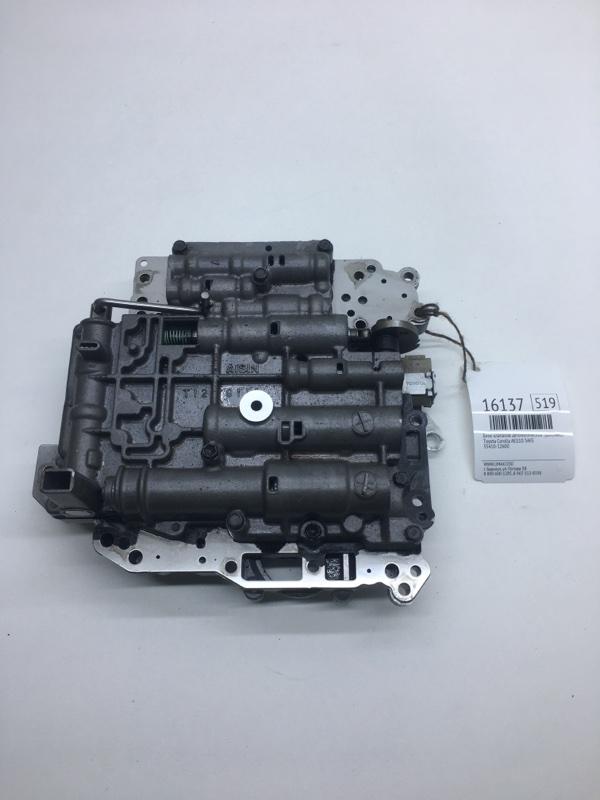 Блок клапанов автоматической трансмиссии Toyota Corolla AE110 5AFE (б/у)
