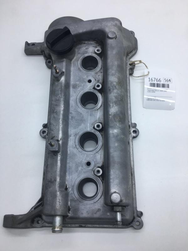 Крышка головки блока цилиндров Toyota Allex NZE121 1NZFE 2001 (б/у)