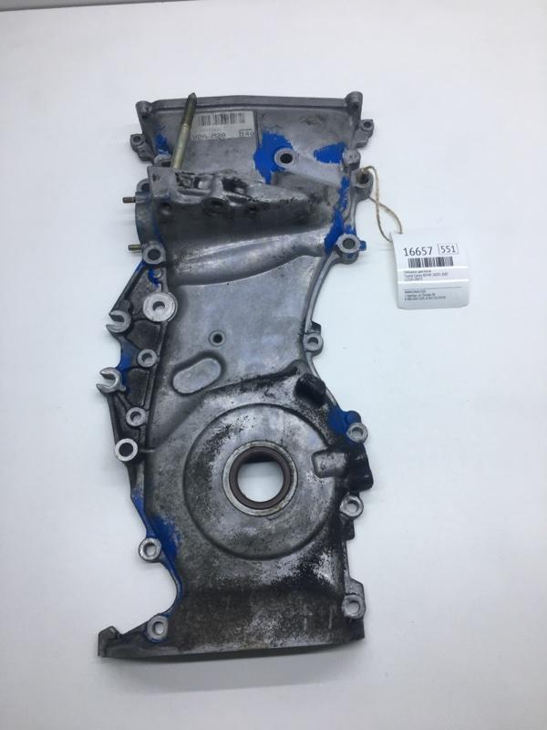 Лобовина двигателя Toyota Camry ACV40 2AZFE 2007 (б/у)