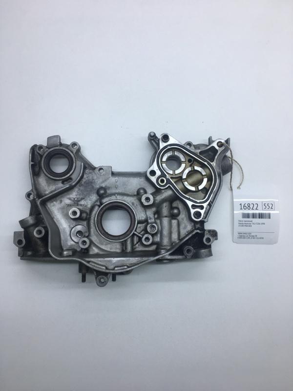 Насос масляный Honda Avancier TA1 F23A 1999 (б/у)