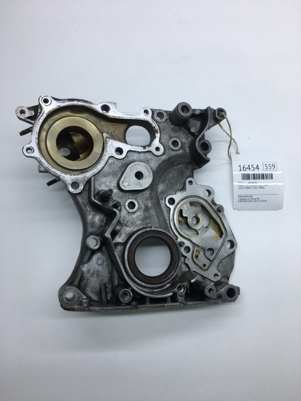 Лобовина двигателя Toyota Cresta GX100 1GFE 2000 (б/у)
