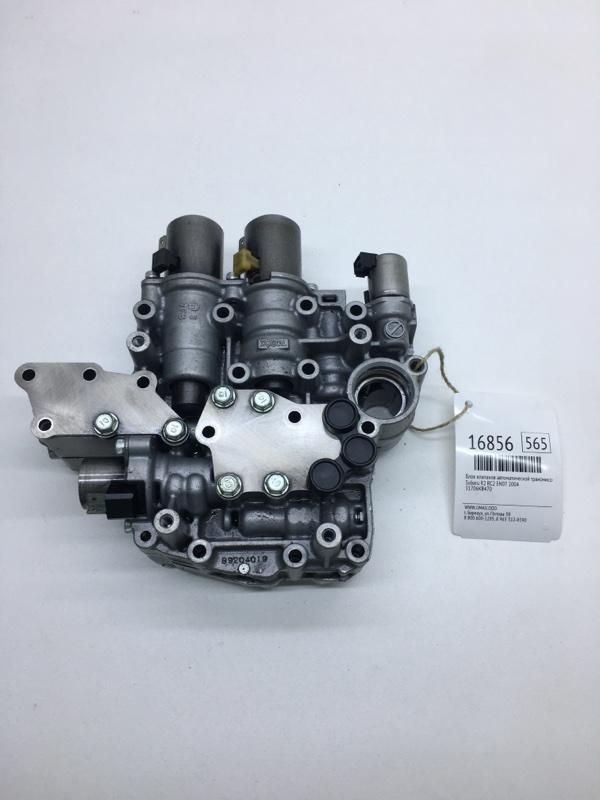 Блок клапанов автоматической трансмиссии Subaru R2 RC2 EN07 2004 (б/у)