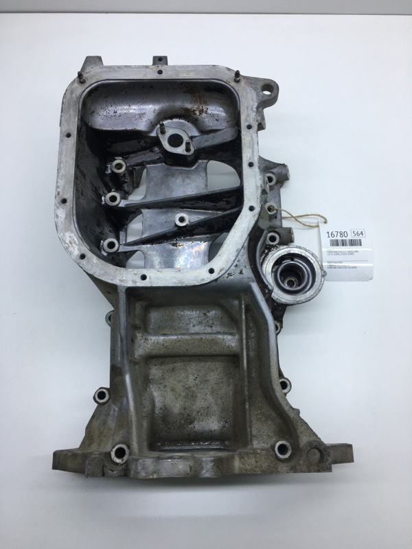Поддон Toyota Allex NZE121 1NZFE 2001 (б/у)