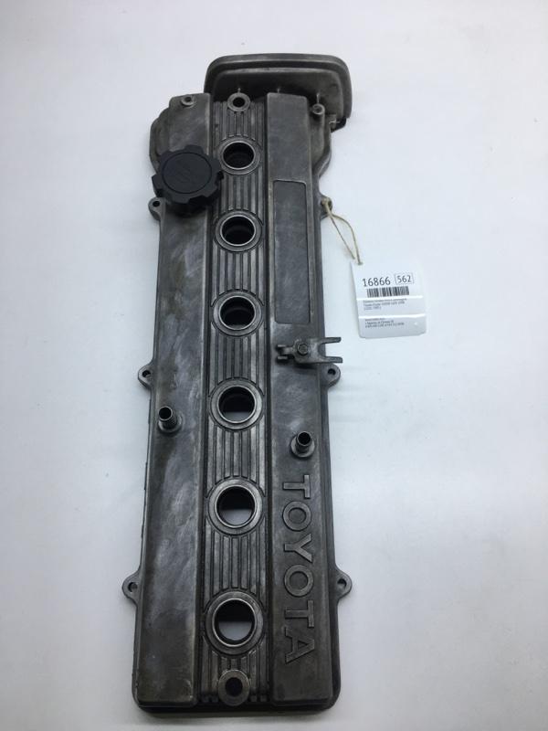Крышка головки блока цилиндров Toyota Chaser GX100 1GFE 1998 (б/у)