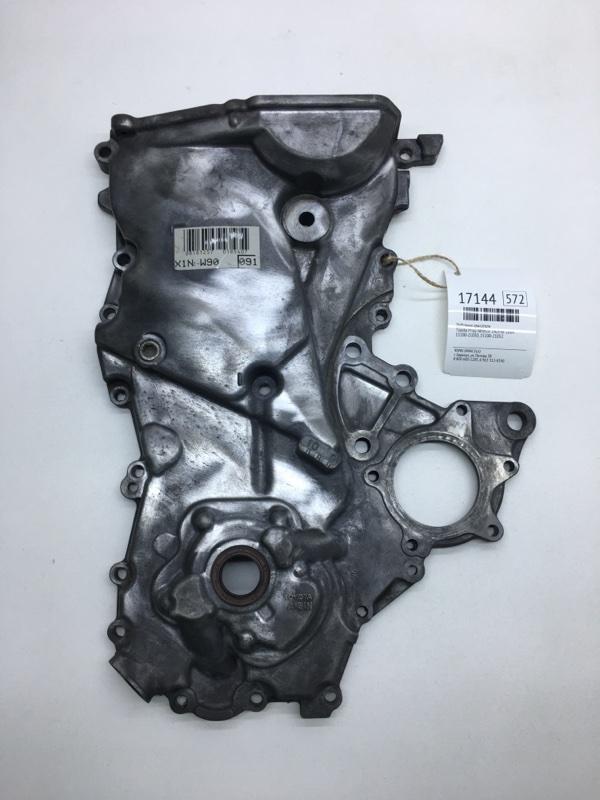 Лобовина двигателя Toyota Prius NHW20 1NZFXE 2004 (б/у)