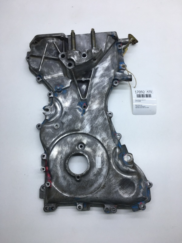 Лобовина двигателя Mazda Mazda 6 GG LF17 (б/у)