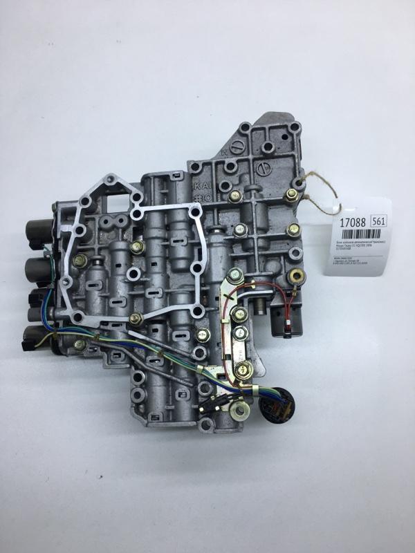 Блок клапанов автоматической трансмиссии Nissan Teana J31 VQ23DE 2006 (б/у)