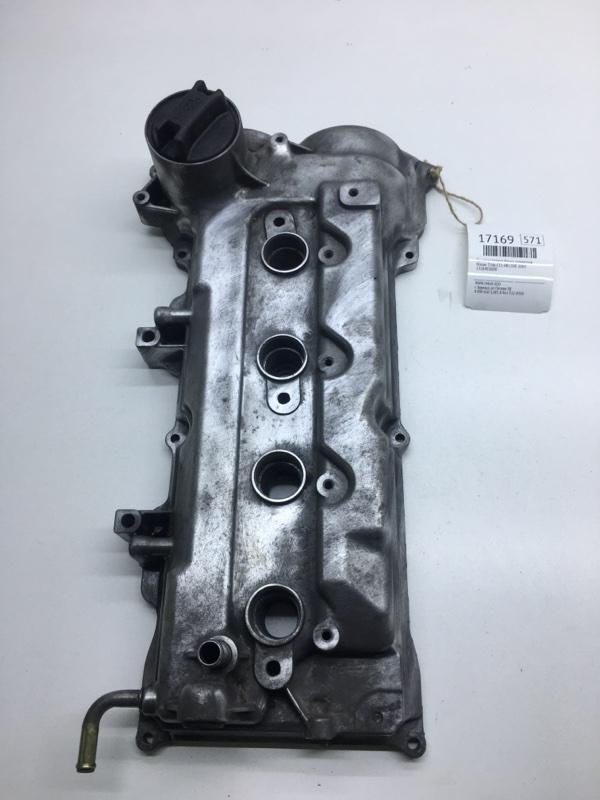 Крышка головки блока цилиндров Nissan Tiida C11 HR15DE 2005 (б/у)