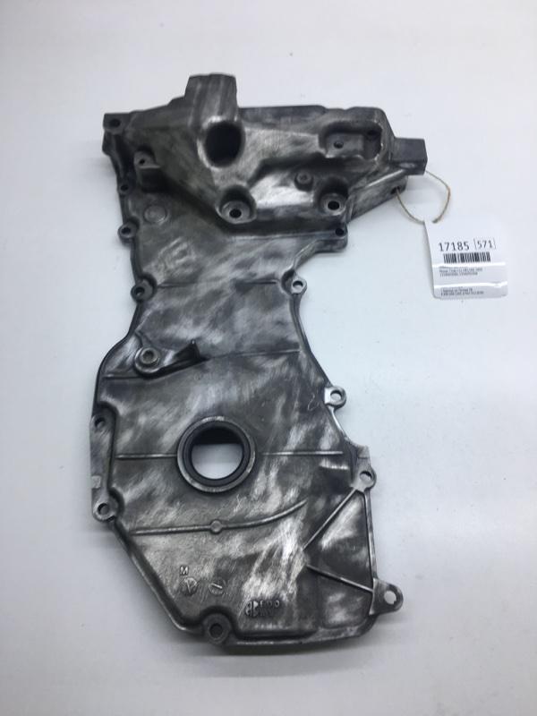Лобовина двигателя Nissan Tiida C11 HR15DE 2005 (б/у)