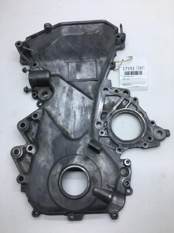 Лобовина двигателя Toyota Premio ZZT240 1ZZFE 2002 (б/у)